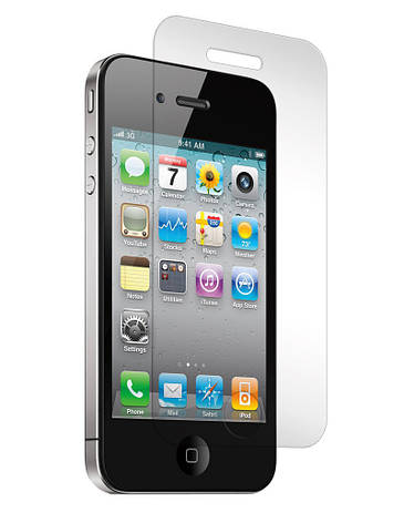 Стекло Tempered Glass for iPhone 4 без уп., фото 2