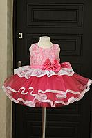 """Суперпышное, нарядное платье """"Карамелька"""""""