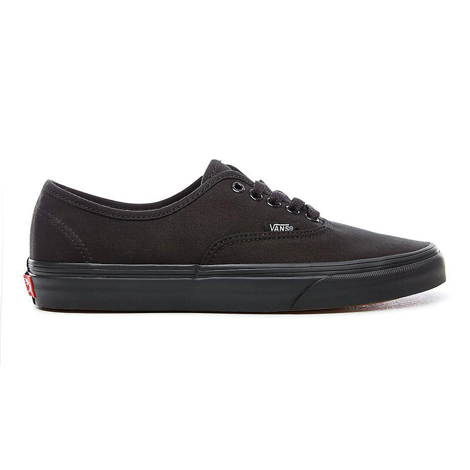 Кеди\Кеды Vans Authentic - Black/Black (оригинал аутентик ванс)