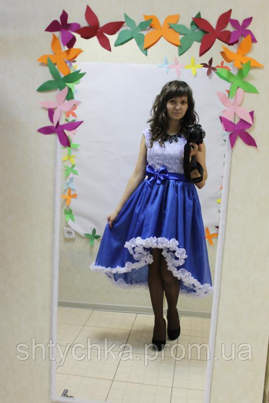 Нарядное Платье на Маму и Доченьку в Стиле Фэмели Лук