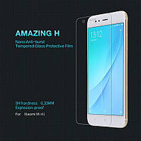 Защитное стекло Nillkin Xiaomi Mi A1 (Amazing H) (Сяоми Ксиаоми Ми А1)