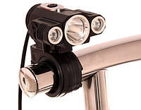 Налобный-велосипедный фонарь Police BL-1825 T6