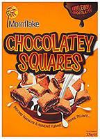 Хлопья Mornflake Chocolatey Squares, 375 г