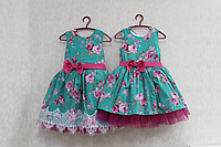 """Нарядное платье на девочку """"Лизочка"""""""
