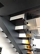 Лестницы со стеклянными перилами, фото 3