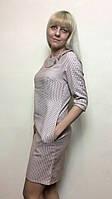 Платье молодежное с карманами П210, фото 1