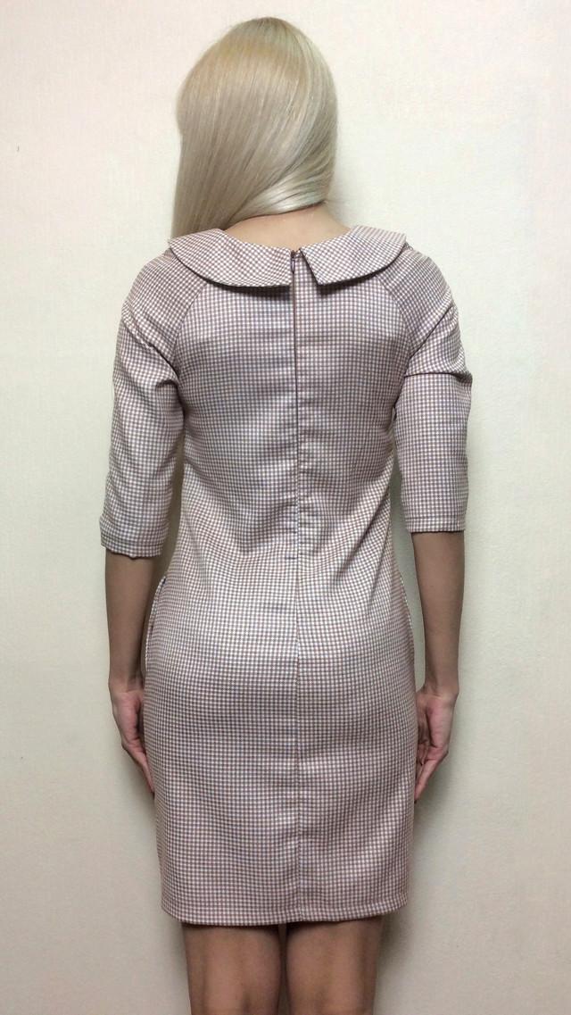 Платье молодежное с карманами П210