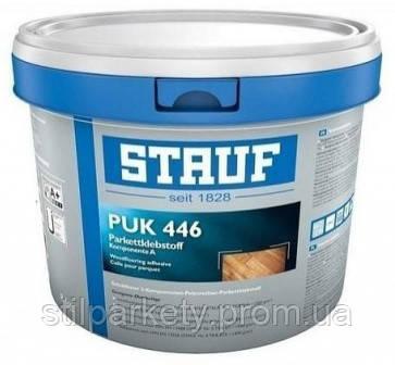 Stauf PUK-446: клей для паркета (Штауф, Германия).