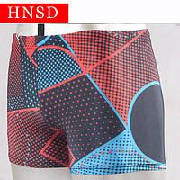 Плавки мужские купальные HNSD-5907 красный