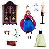 """Игровой набор гардероб Анны """"Холодное сердце"""" мини Дисней"""