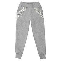 Детские брюки для девочки BR-P *Глянец*
