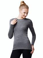 Термофутболка женская с длинным рукавом SOFT Shirt Norveg