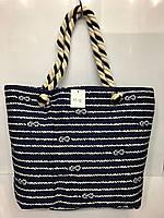 Пляжная сумка на канатах Морские узлы