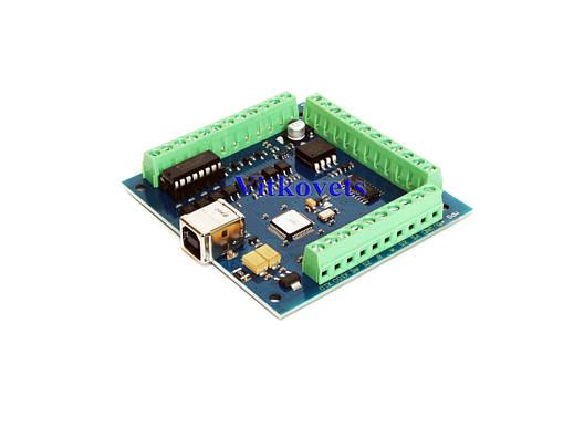 ЧПУ контроллер Mach3 USB ST-USB  STB4100  на 4 координаты, фото 2