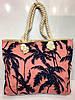 Пляжная сумка на канатах Пальмы