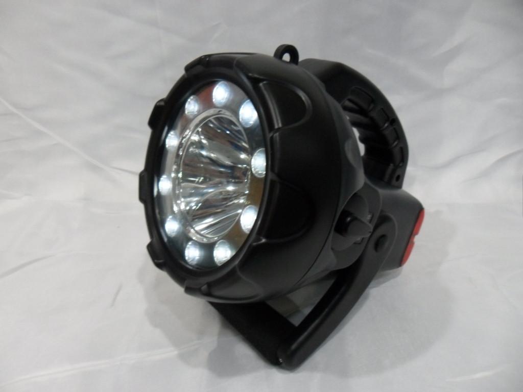 Фароискатель GDLITE GD-3701. Светодиодный фонарь