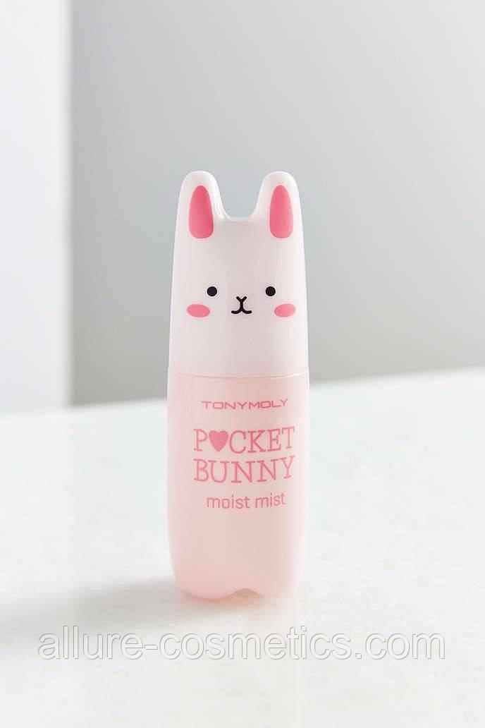 Увлажняющий мист для лица Tony Moly Pocket Bunny Moist Mist