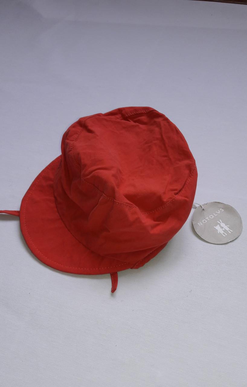 Кепка для девочки Natalys красная