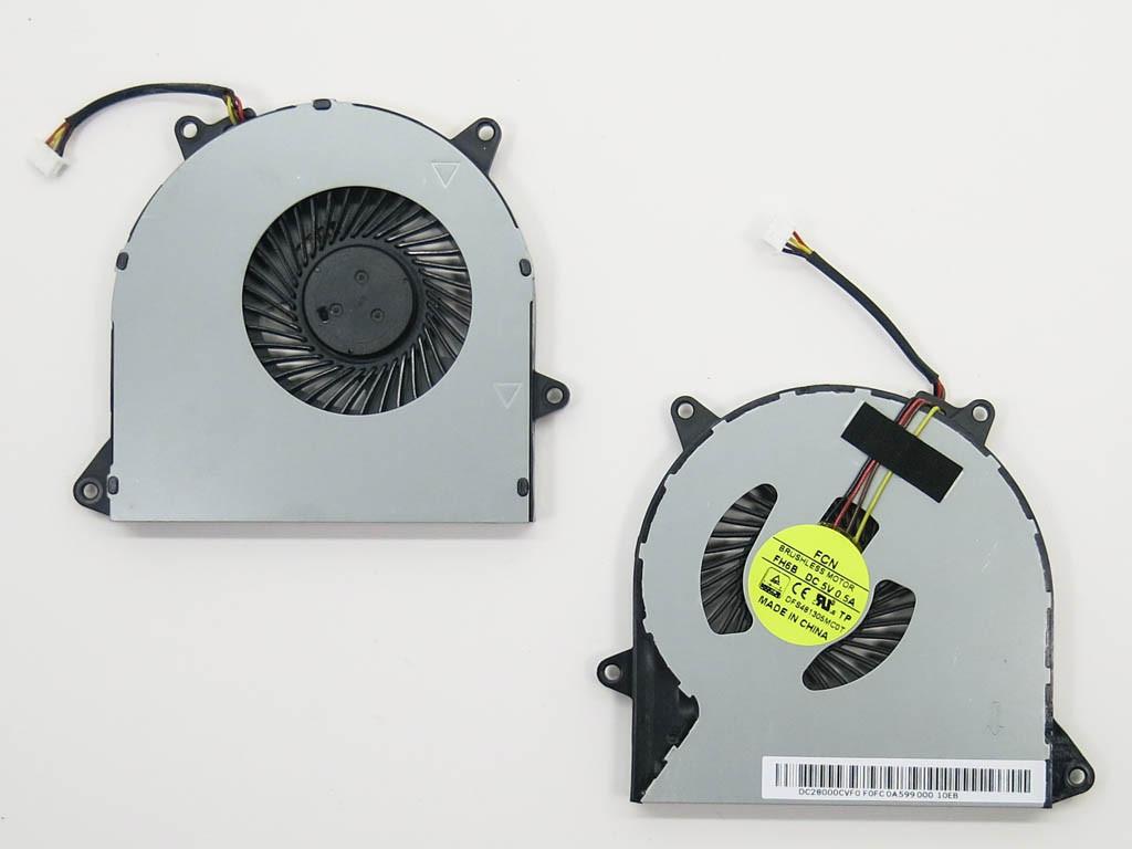 Вентилятор (кулер) Lenovo IdeaPad 100-15IBD, 110-14IBR, 110-15ACL (DC2