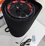 Автоколонка Сабвуфер CyberHome 1008-ВТ Bluetooth Subwoofer 12 В та 220 В, потужність 500W, фото 5