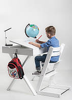 Комплект парта+стул растущие высокое качество