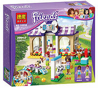 """Конструктор Bela 10558 Friends """"Детский сад для щенков"""" 290 деталей. ( Аналог LEGO Friends 41124 )"""