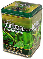 Чай зеленый Tarlton, 250 г ж/б