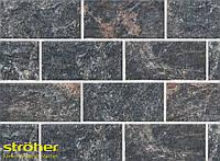 Клинкерная плитка Stroeher Kerabig-S18 Schildpatt, 604x296x12mm