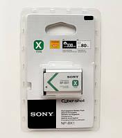 Аккумулятор NP-BX1 для фотоаппаратов Sony Cyber-shot DSC-RX1, DSC-RX100, DSC-HX300, DSC-WX300
