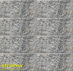 Клинкерная плитка под камень Stroeher Kerabig-S20 Granite, 604x296x12mm