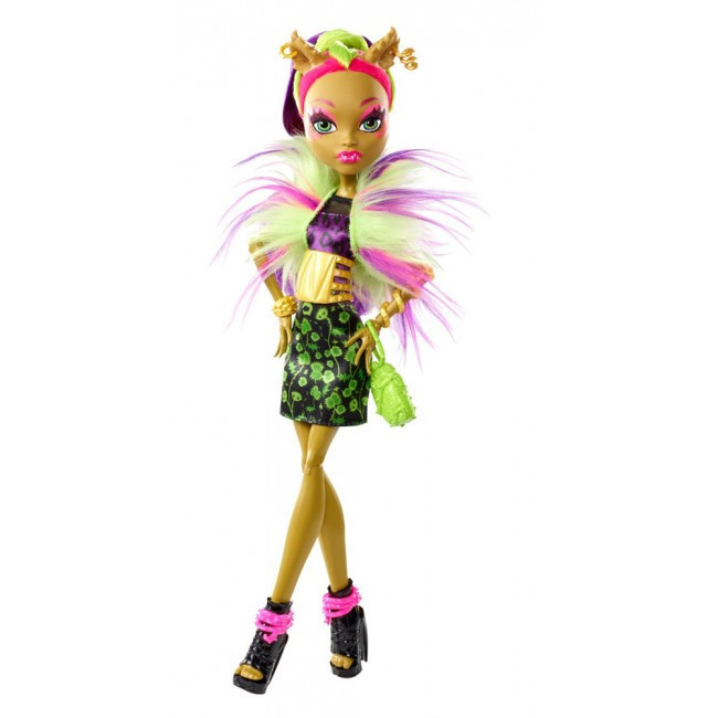 Кукла Кловенера Слияние монстров - Clawvenus Freaky Fusion - Магазин игрушек «TL-KIDS» в Киеве