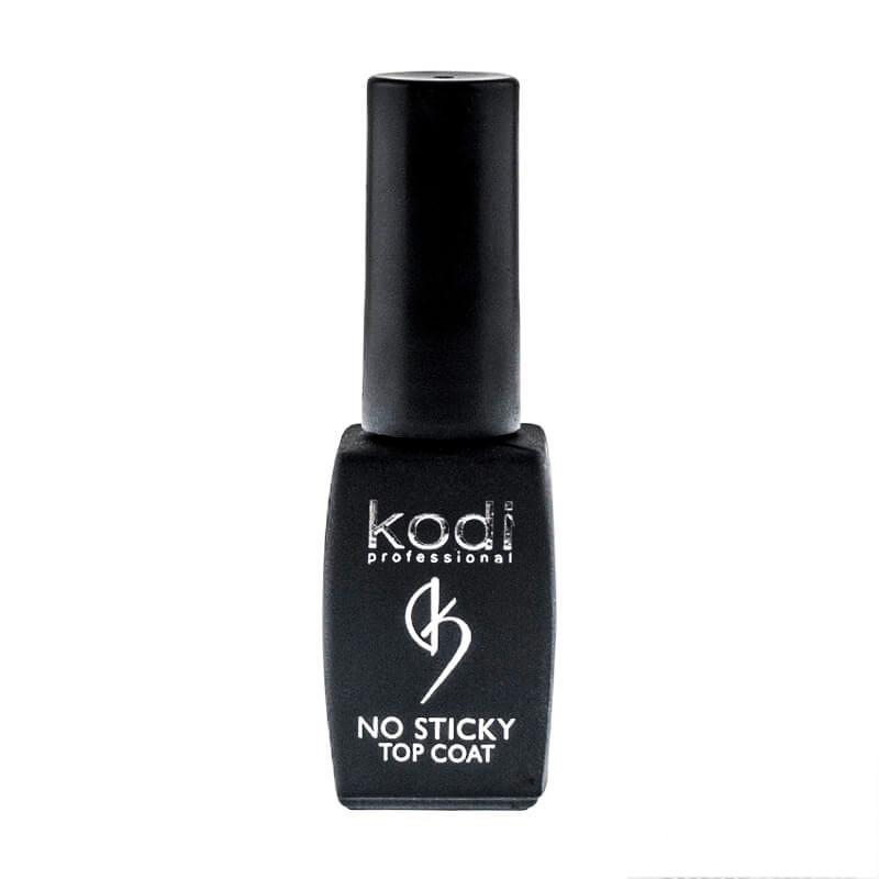 Топ для гель-лаку без липкого шару Kodi Professional No Sticky Top Coat, 12 мл