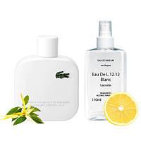 Lacoste L.12.12 Blanc 110 ml — Опт