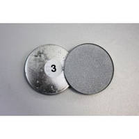 Тени компактные наборные,  №3 Светлый серый перламутр