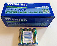 Батарейки Toshiba AA R6 1,5V, фото 1
