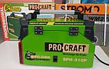 Сварочный полуавтомат Procraft SPH-310P, фото 3