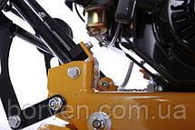 Виброплита HIGHER / SCHWARTZMAN 90, 90 кг + коврик + колеса, фото 2