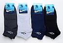 Низькі чоловічі шкарпетки Спорт розмір 27-29, фото 5