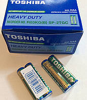 Батарейки Toshiba AAA R03 1,5V