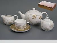 Чайный набор Japan SakuraЛотос на 15 предметов 440-013