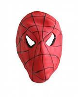 Маска  латексная Спайдермен Человек Паук.