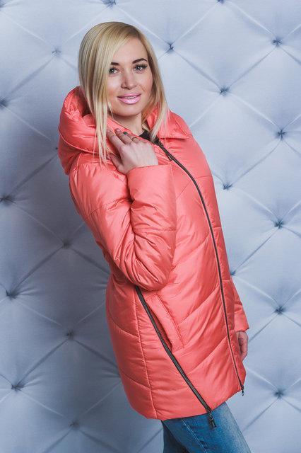 Женская удлиненная куртка (2 цвета)
