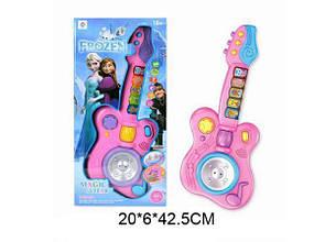 Іграшкова гітара-орган Frozen