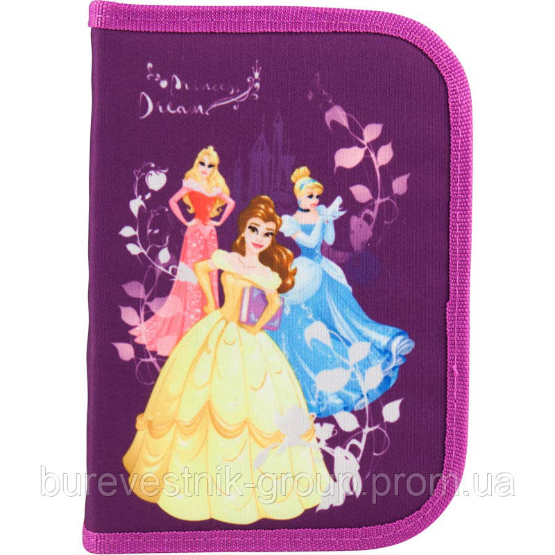 """Шкільний пенал - книжка Kite """"Princess"""" ( P18-621 )"""