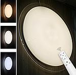 Светодиодная люстра Feron AL5000 Starlight 60W с пультом управления 300-4900Lm
