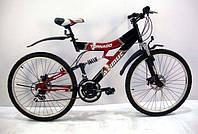 Велосипеды двухподвесные