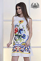 Платье / текстиль / Украина, фото 1