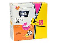 """Ежедневные прокладки """"Bella Panty Classic"""" 50+10 шт., фото 1"""