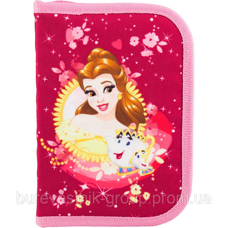 """Школьный пенал - книжка Kite """" Princess """" ( P18-622 )"""