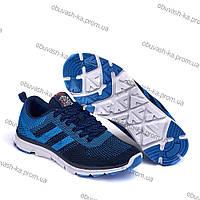Мужские кроссовки тканевые Demax